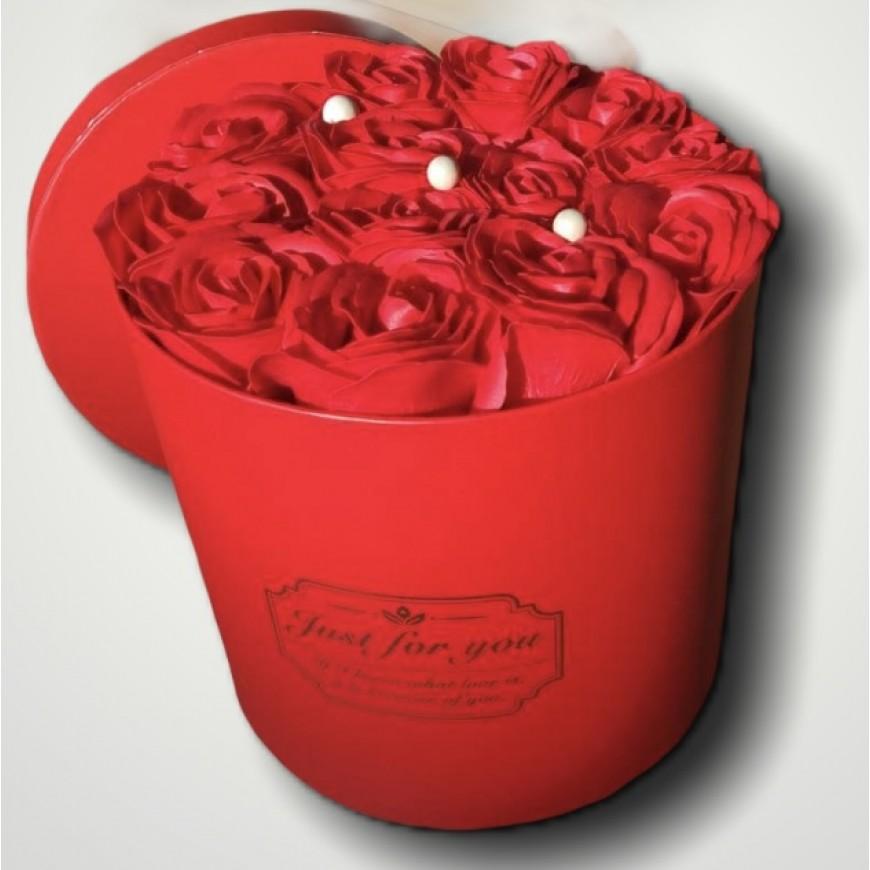 Kytica ruží Valentín
