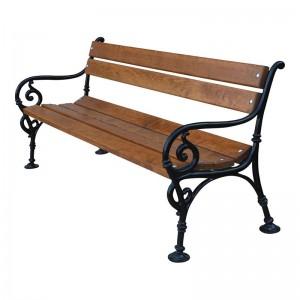 Viedenská záhradná lavica 150