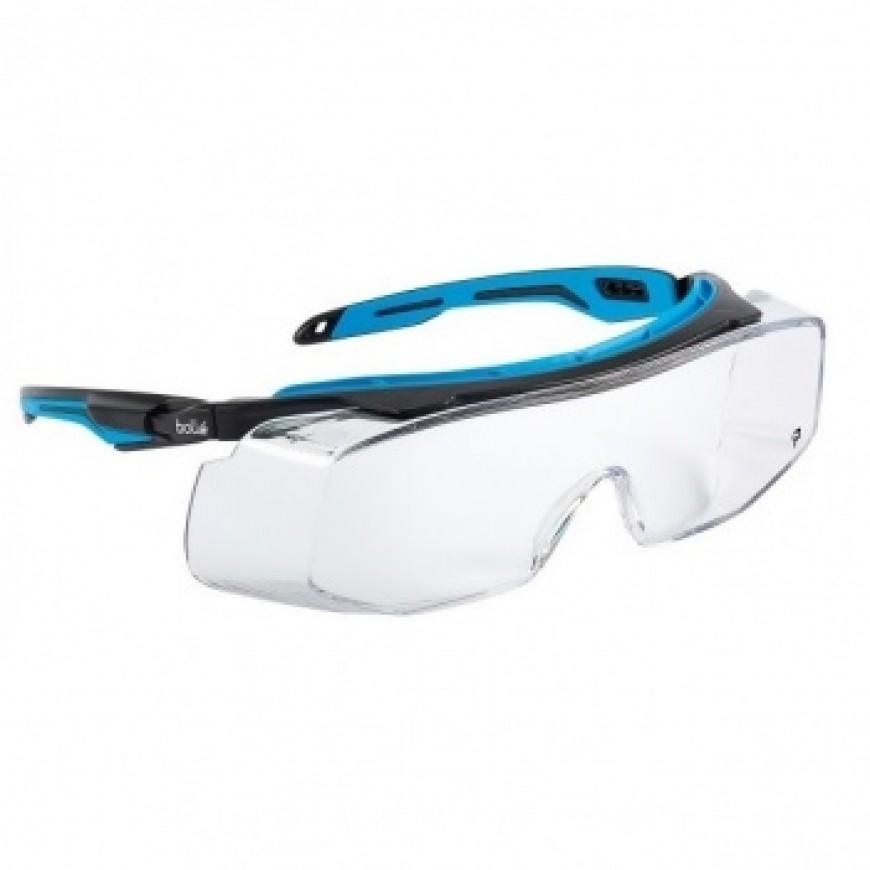 Ochranné okuliare TRYON OTG priezračné
