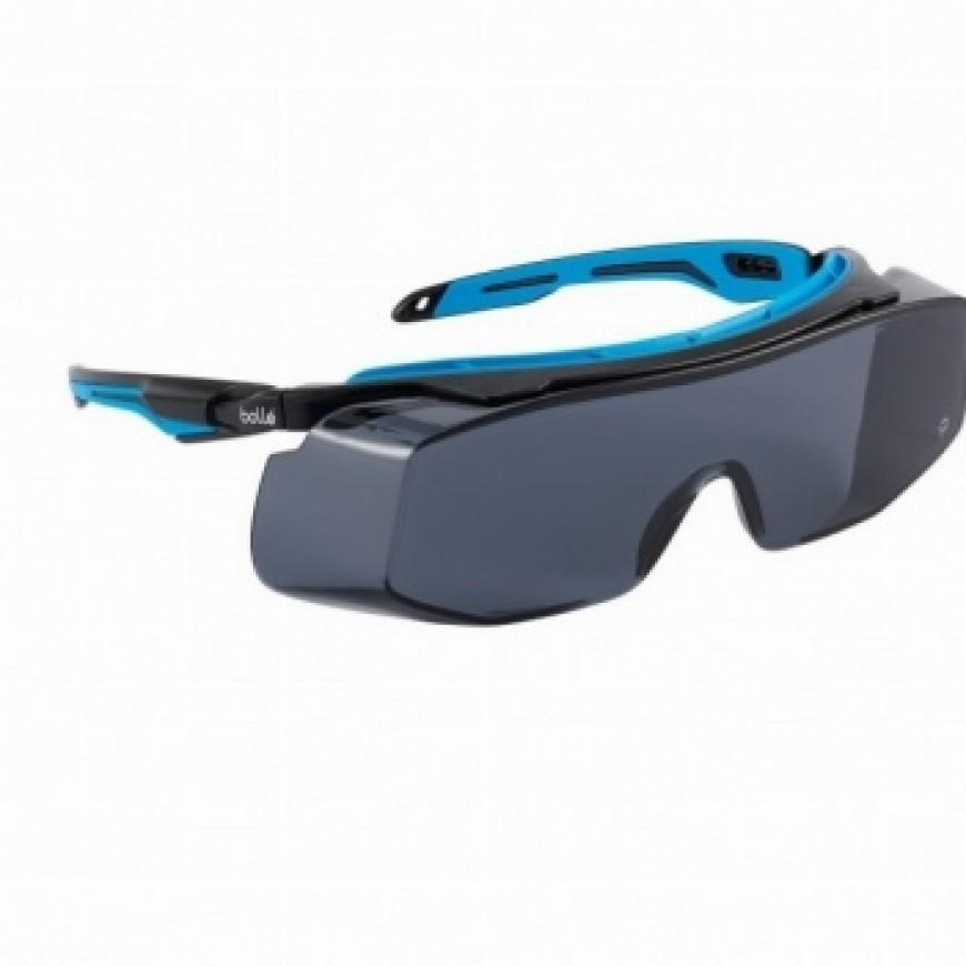 Ochranné okuliare TRYON OTG tmavé