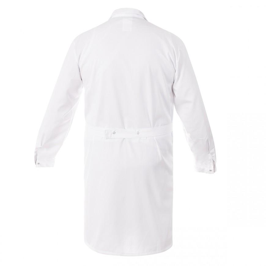 Plášť pracovný biely ADAM