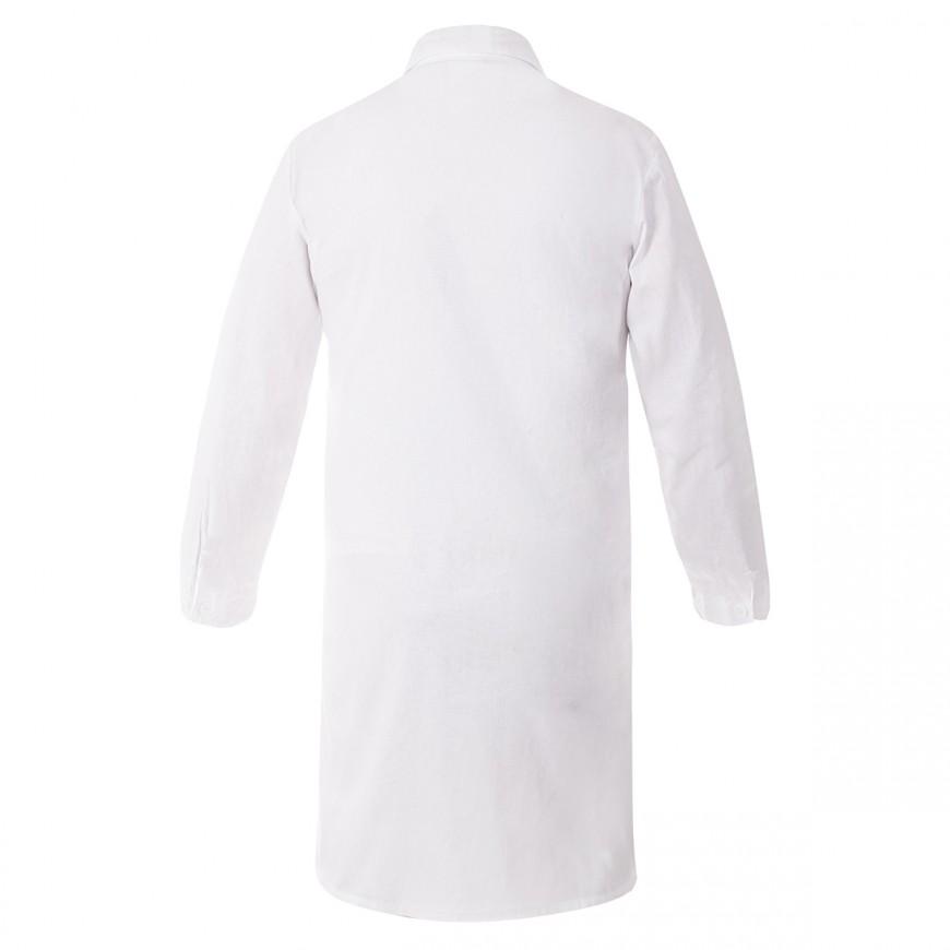 Plášť pracovný biely MATT