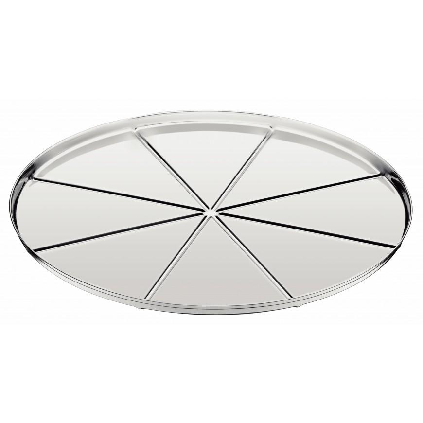 Okrúhly servírovací podnos na pizzu 30cm