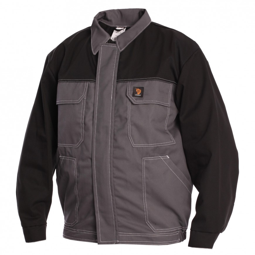 Pracovná bunda PROFFI 290 K Sivá