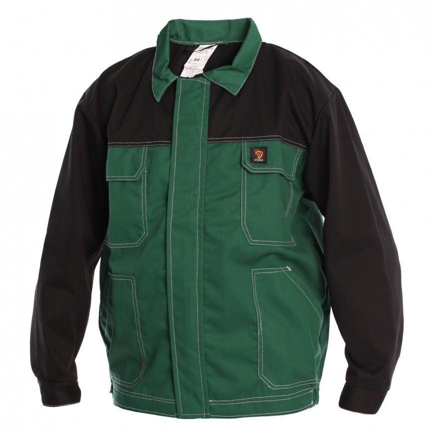 Pracovná bunda PROFFI 290 K Zelená