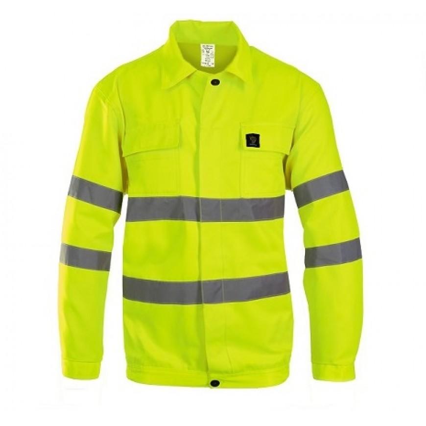 Pracovná bunda PROLIGHT HV Žltá