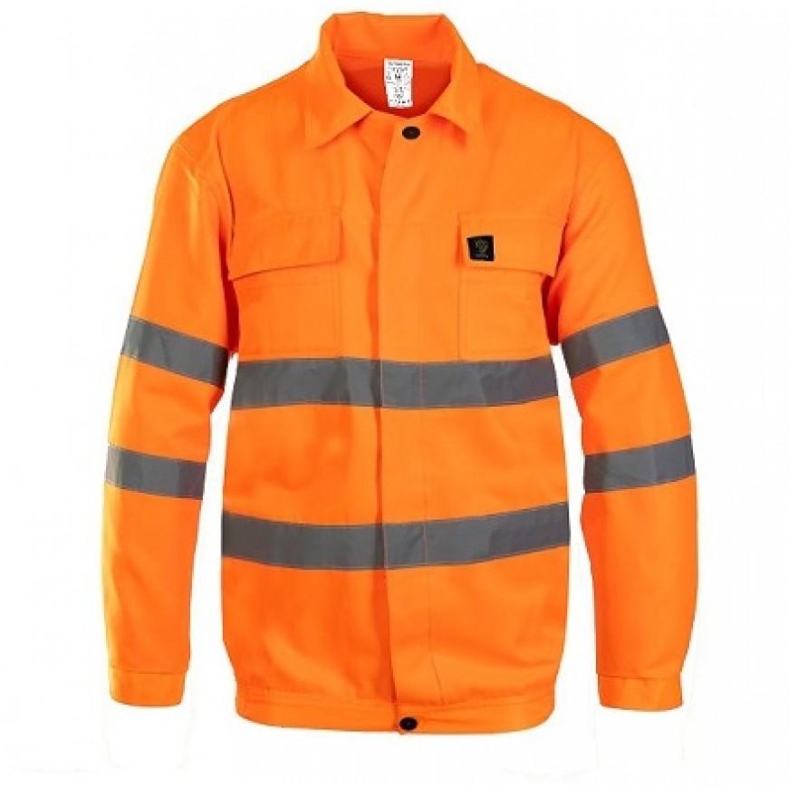 Pracovná bunda PROLIGHT HVP Oranžová