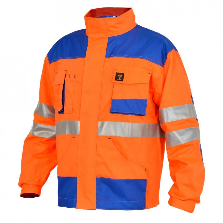 Pracovná bunda PROMAN 260 K HVP Oranžová