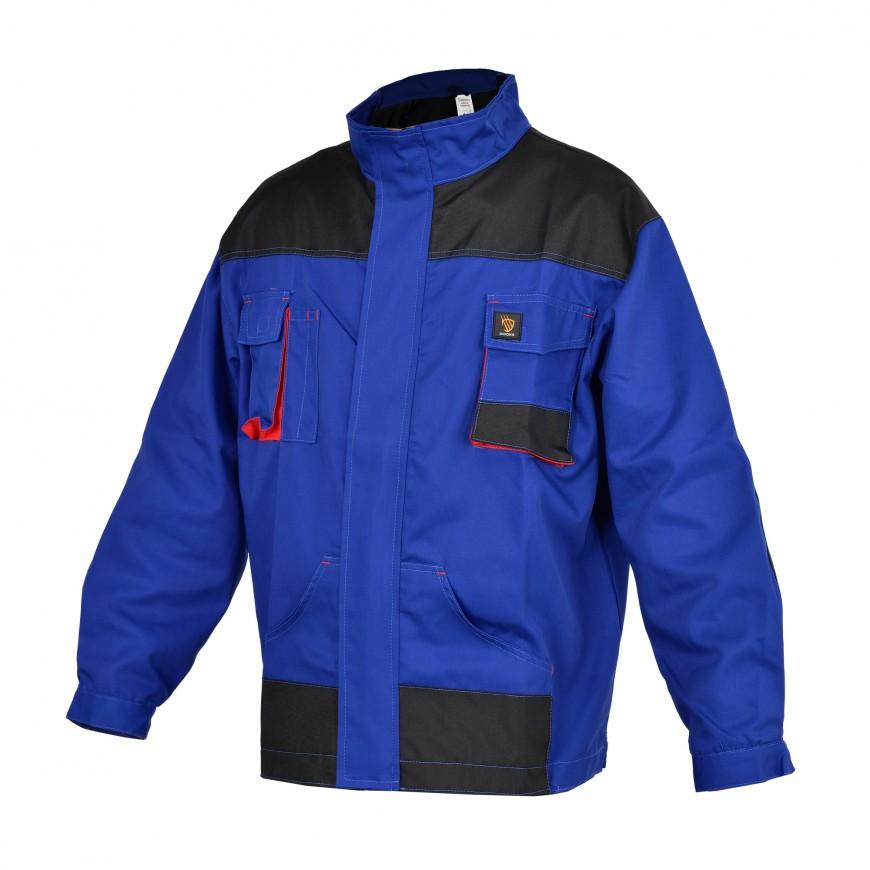 Pracovná bunda PROMAN 260 K Modrá