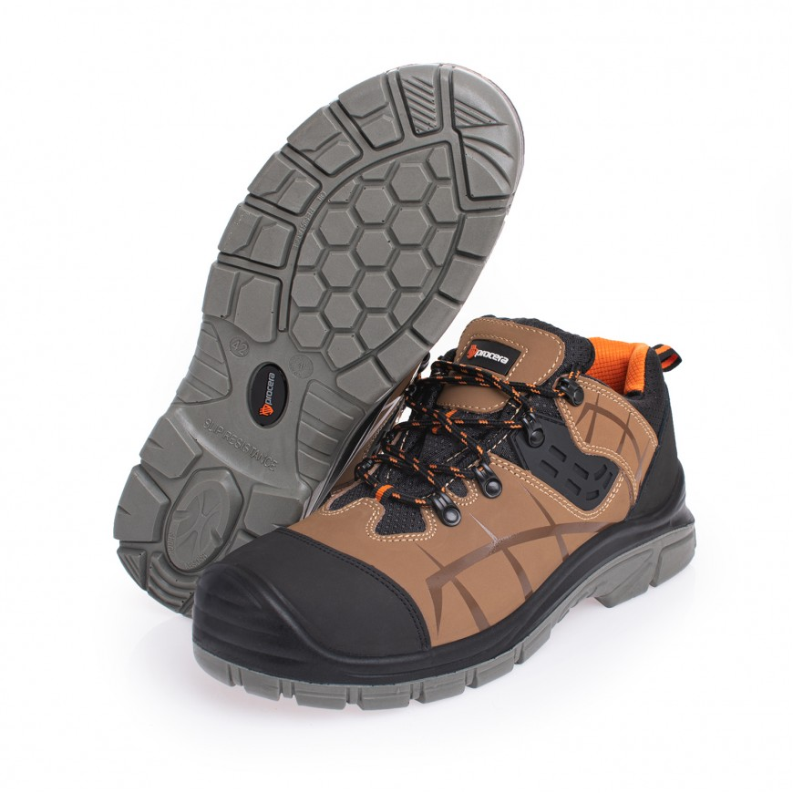 Pracovná obuv MARRONE S3 SRC