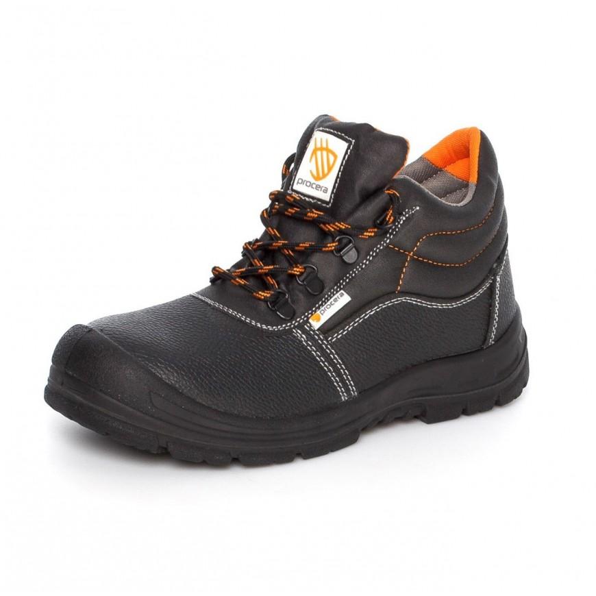 Pracovná obuv SOLID S1 SRC