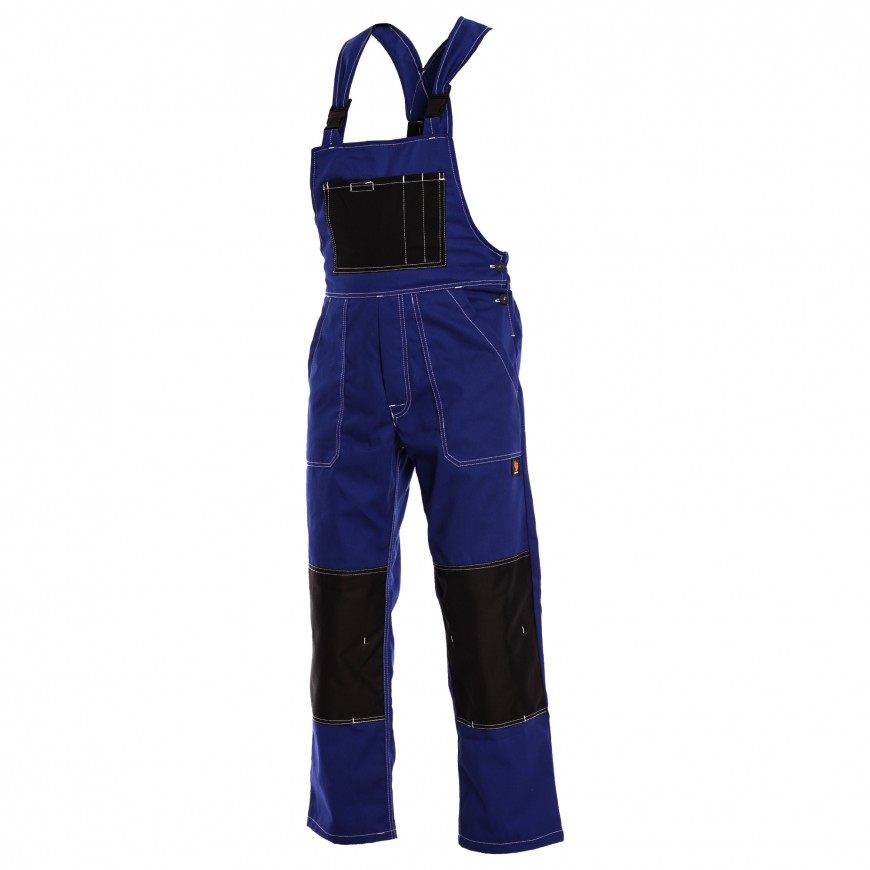 Pracovné nohavice PROFFI 290 SO Modré