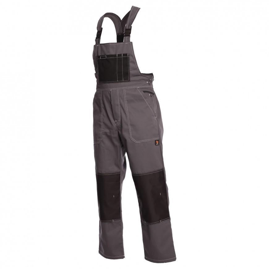 Pracovné nohavice PROFFI 290 SO Sivé