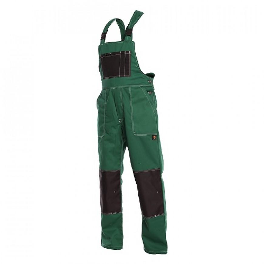 Pracovné nohavice PROFFI 290 SO Zelené
