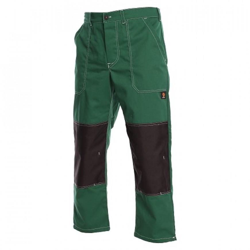 Pracovné nohavice PROFFI 290 SP Zelené