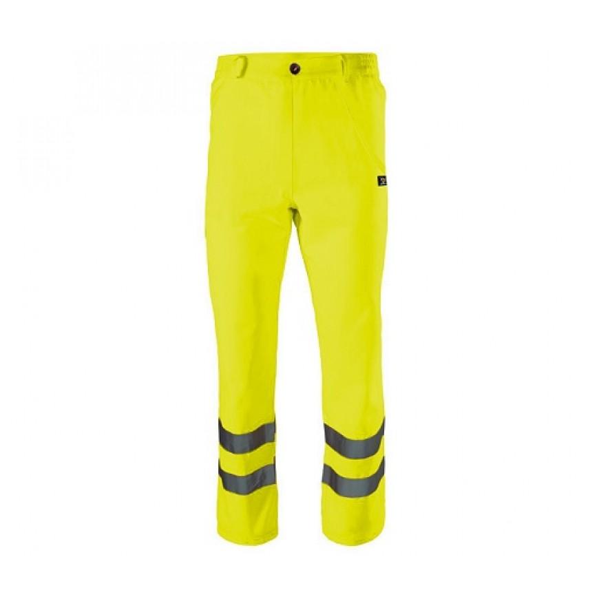 Pracovné nohavice PROLIGHT SP HV Žlté