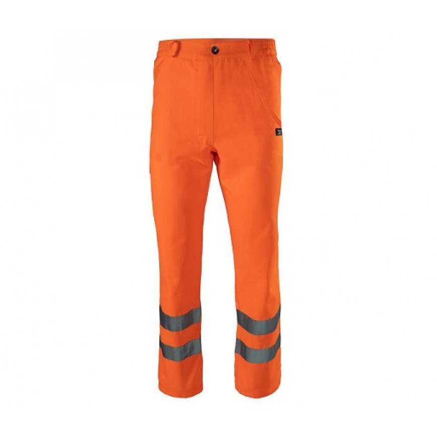 Pracovné nohavice PROLIGHT SP HVP Oranžové
