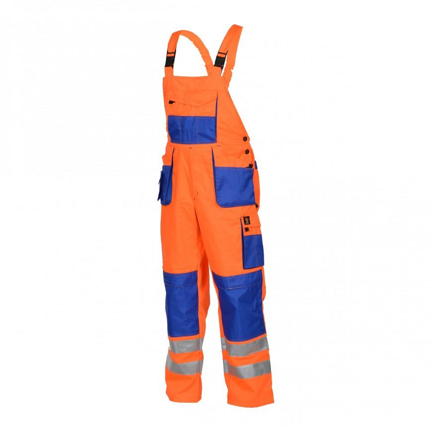 Pracovné nohavice PROMAN 260 SO HVP Oranžové