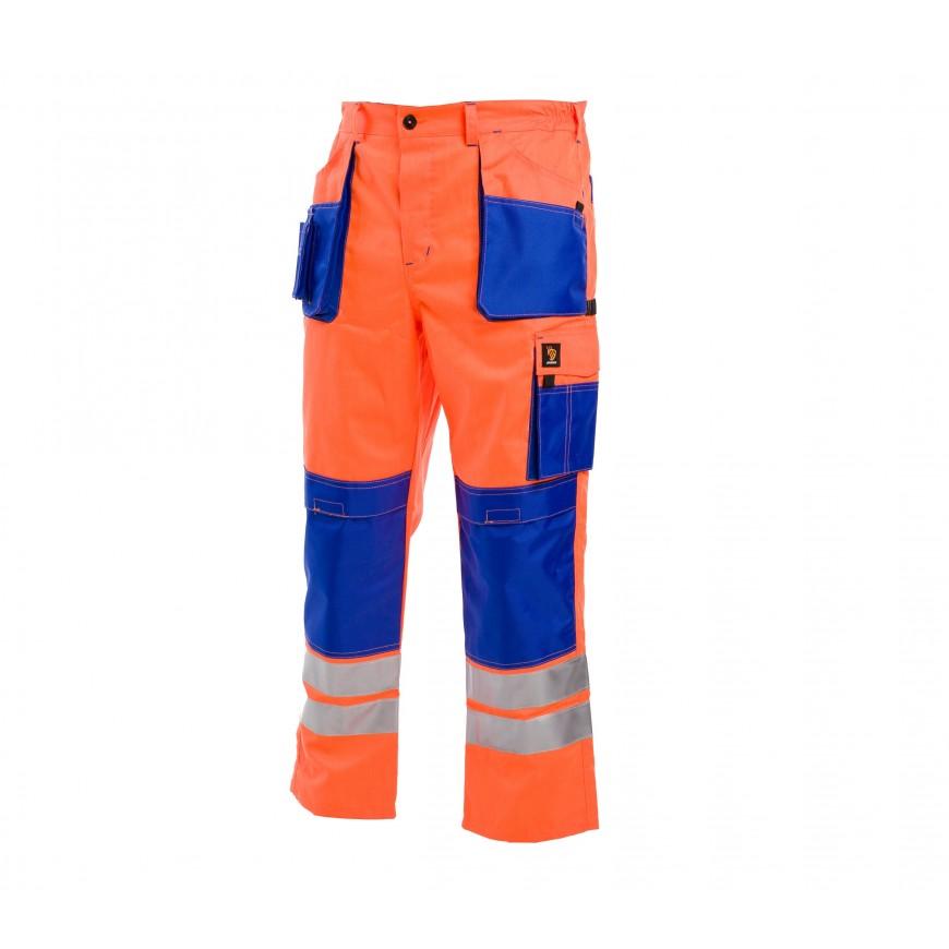Pracovné nohavice PROMAN 260 SP HVP Oranžové