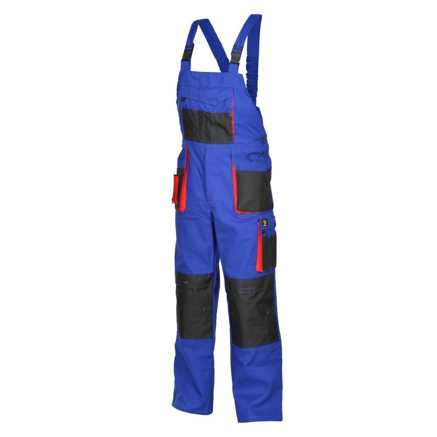 Pracovné nohavice PROMAN 260 SO Modré