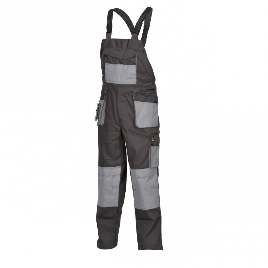 Pracovné nohavice PROMAN 260 SO Sivé