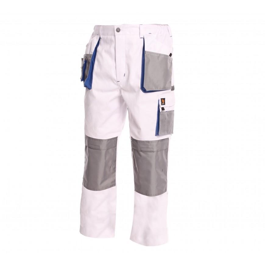 Pracovné nohavice PROMAN 290 SP Biele