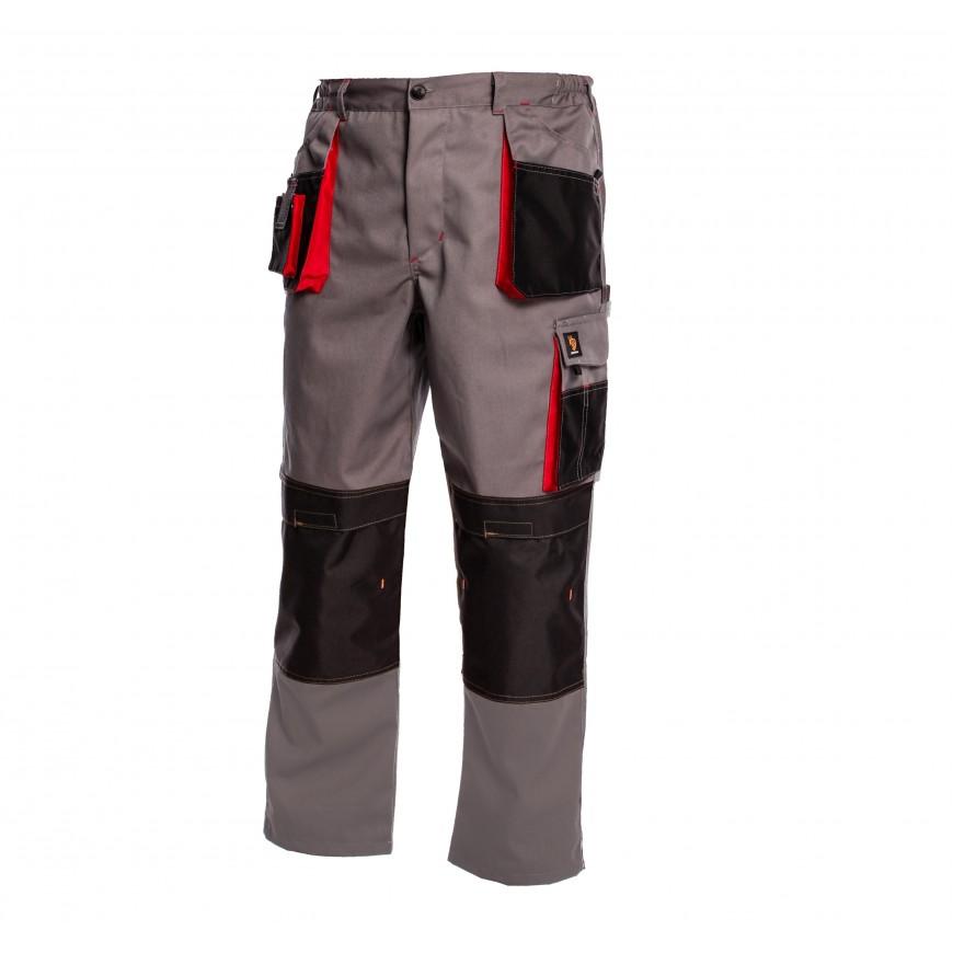Pracovné nohavice PROMAN 290 SP Svetlo sivé