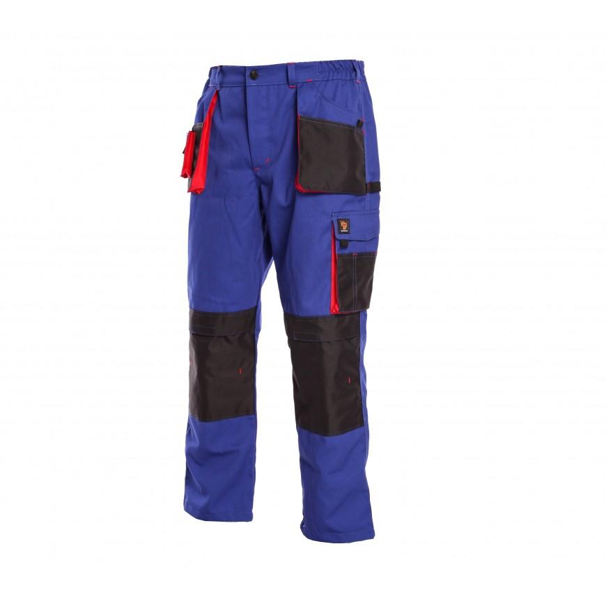 Pracovné nohavice PROMAN 290 SP Modré