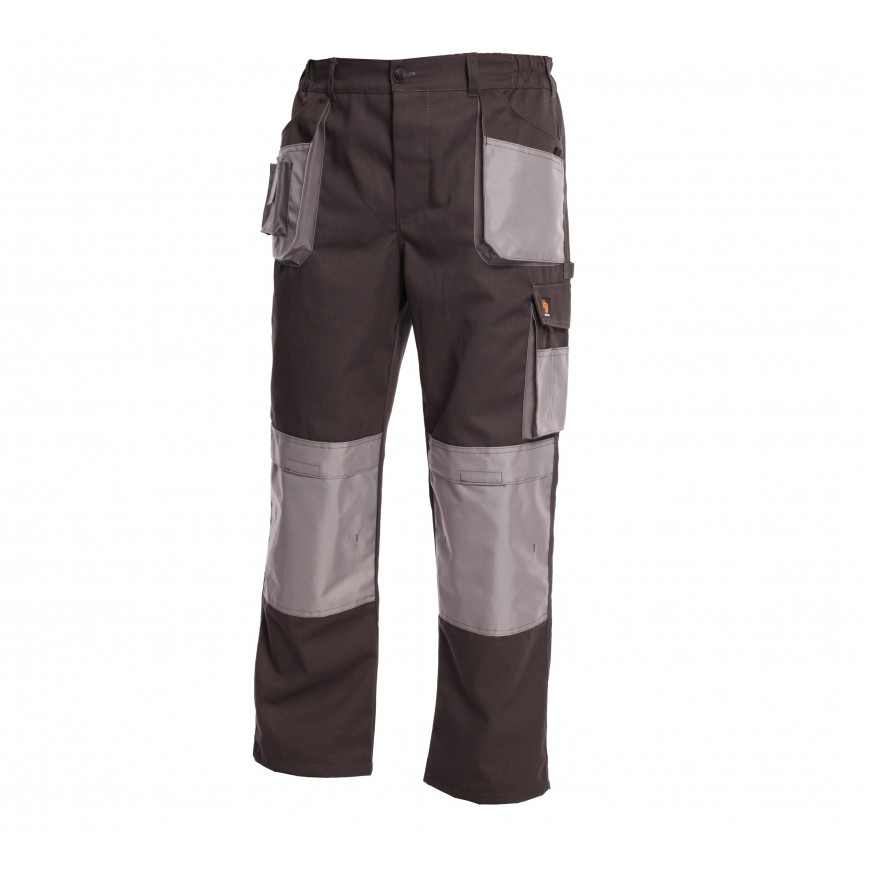 Pracovné nohavice PROMAN 290 SP Sivé