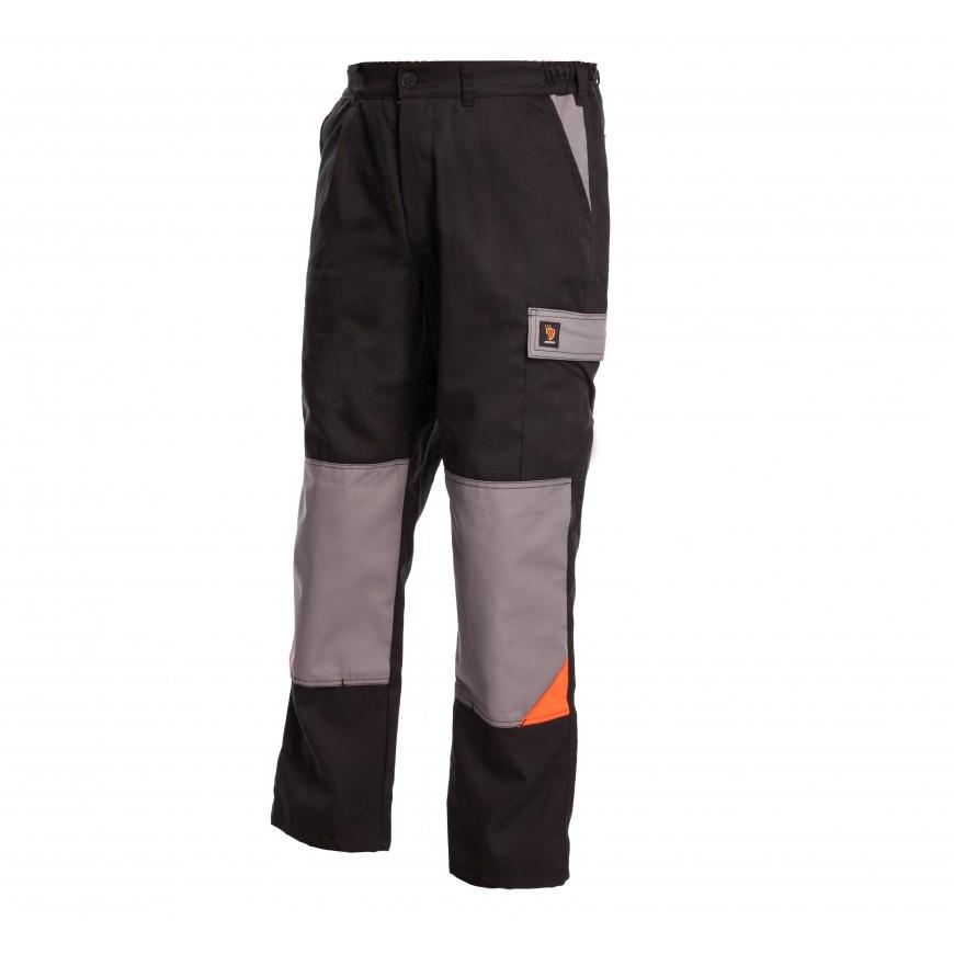 Pracovné nohavice PROPLAN 260 SP C Čierne