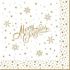 Servítky Merry christmas
