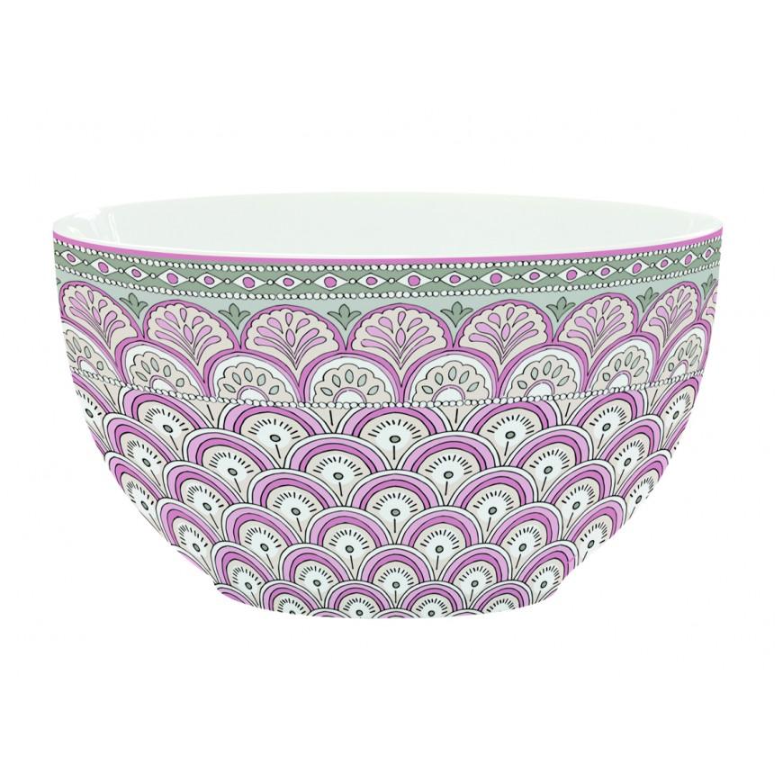 Miska porcelánová