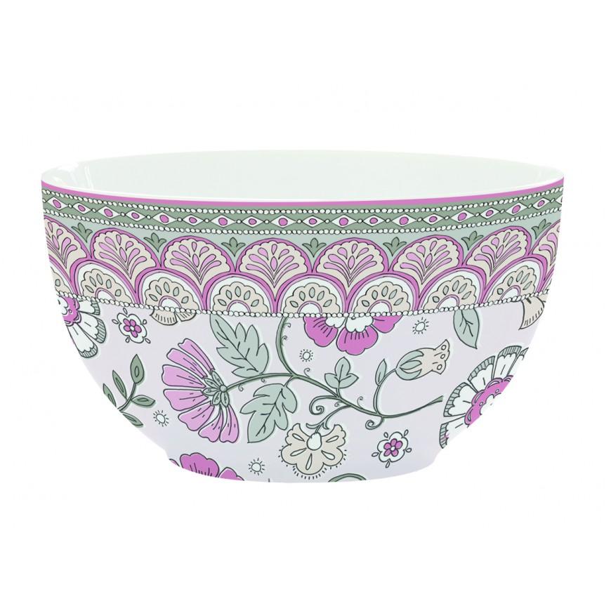 Miska porcelánová Kvet