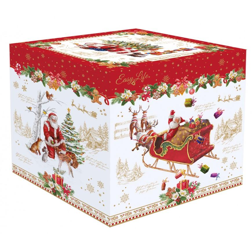 Čajník so šálkou / 450ml,350ml Christmas memories