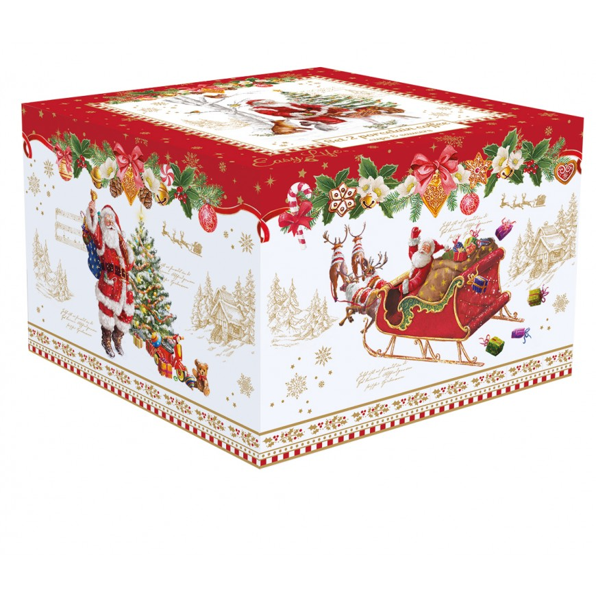 Set šálok s podšálkou 130ml /2ks Christmas memories
