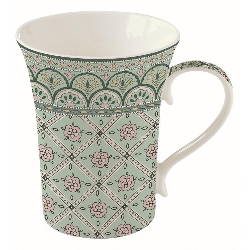 Súprava hrnčekov na čaj Green