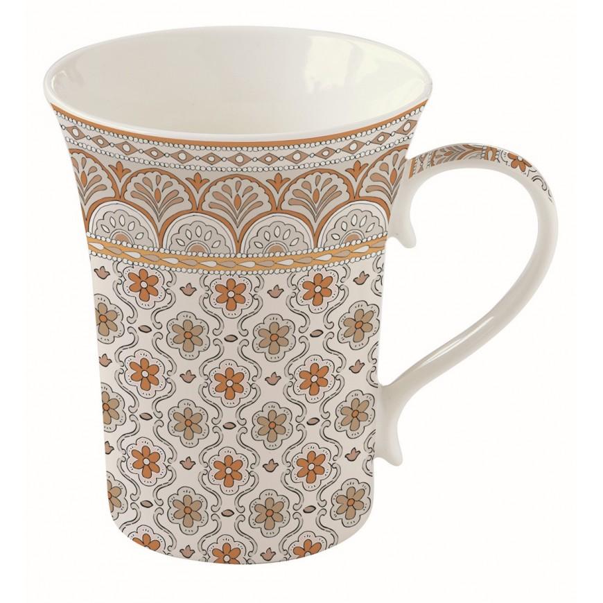 Súprava hrnčekov na čaj Orange