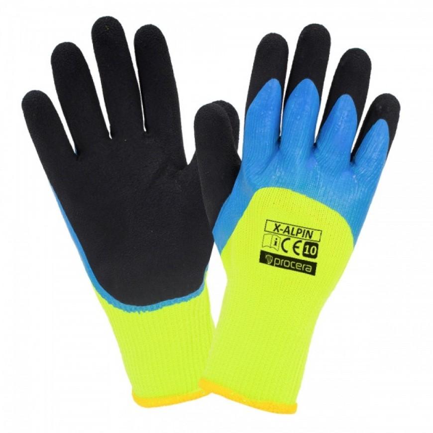 Pracovné rukavice X-ALPIN