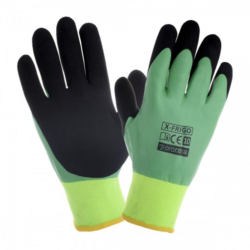Pracovné rukavice X-FRIGO