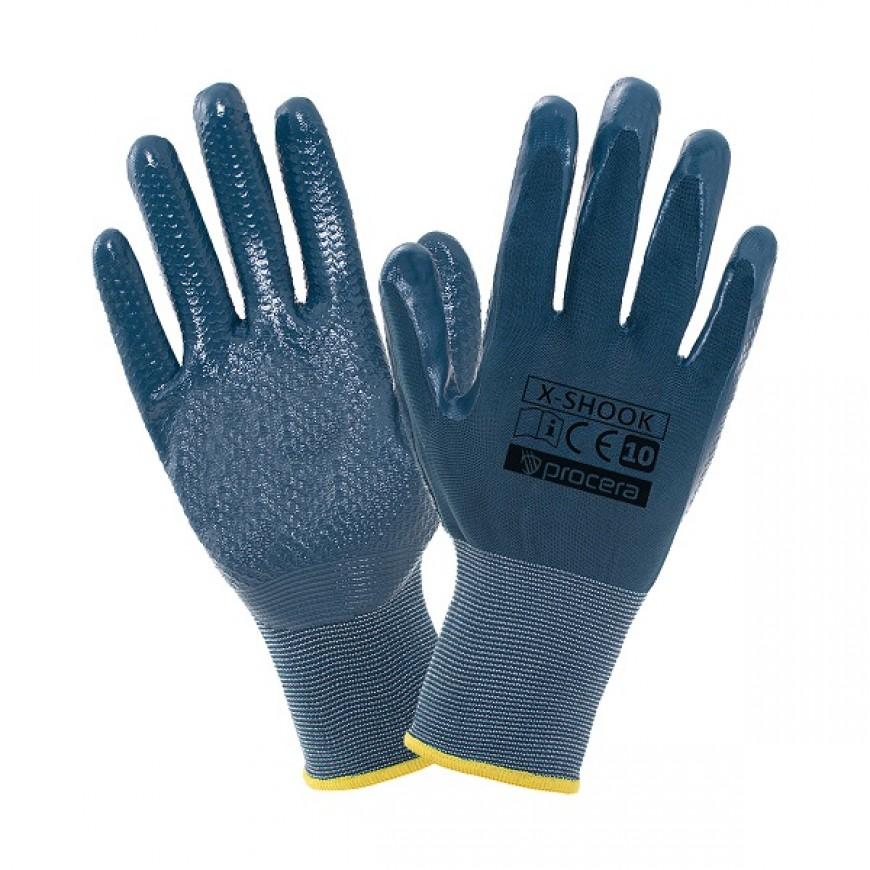 Pracovné rukavice X-SHOOK