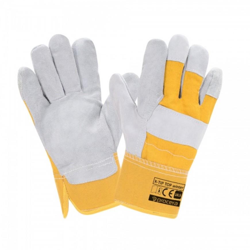 Pracovné rukavice X-TIP TOP WINTER