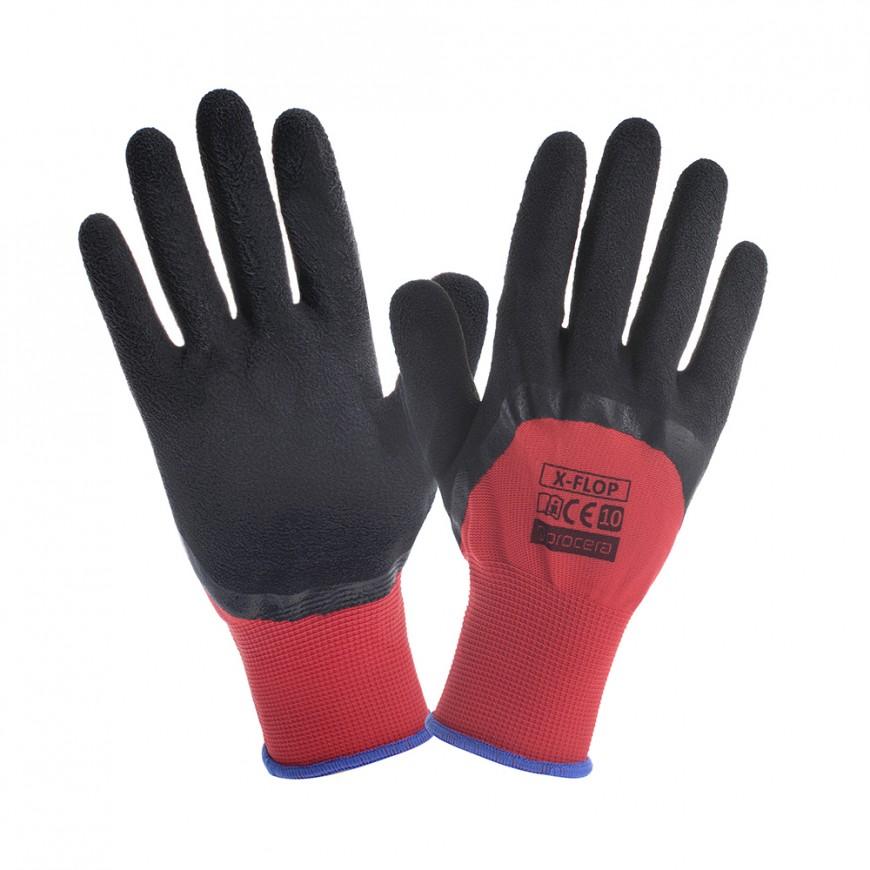 Pracovné rukavice X-FLOP