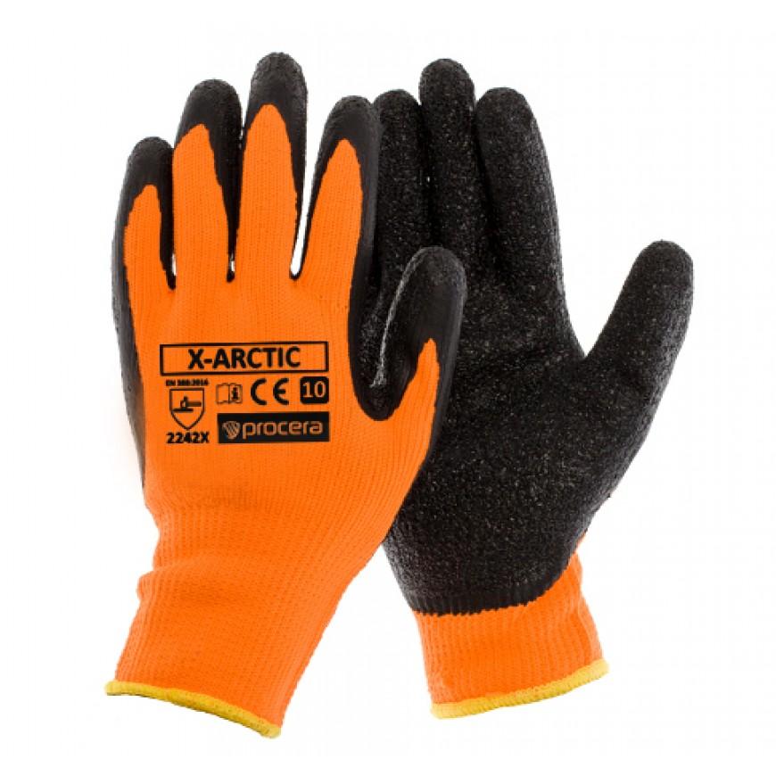 Pracovné rukavice X-ARCTIC