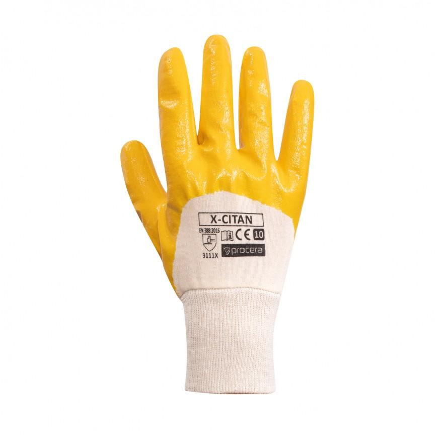 Pracovné rukavice X-CITAN