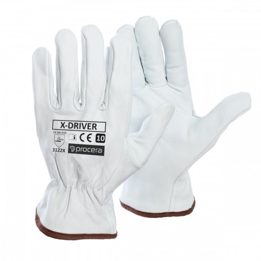 Pracovné rukavice X-DRIVER