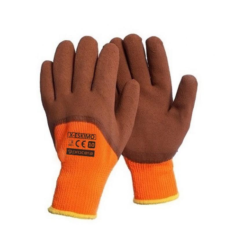 Pracovné rukavice X-ESKIMO
