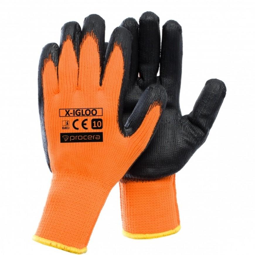 Pracovné rukavice X-IGLOO