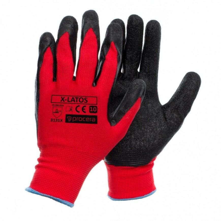 Pracovné rukavice X-LATOS