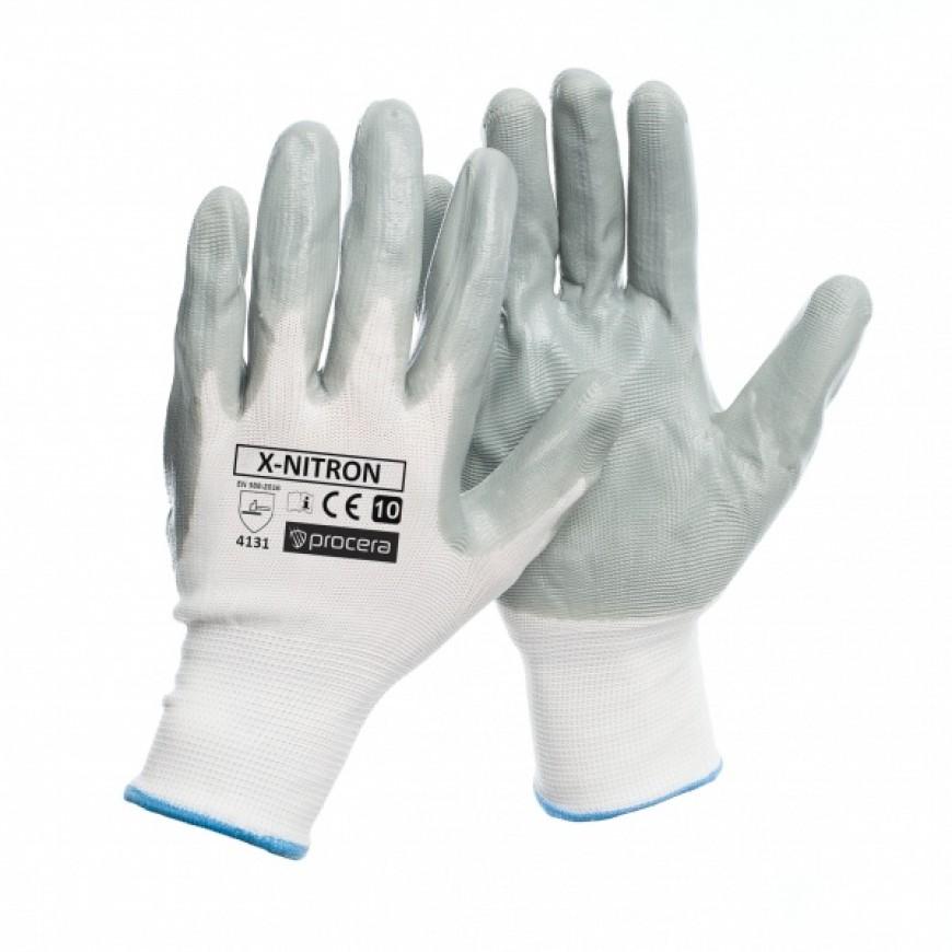 Pracovné rukavice X-NITRON