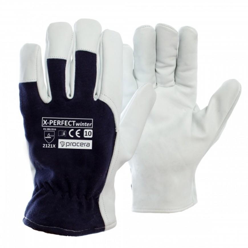 Pracovné rukavice X-PERFECT WINTER